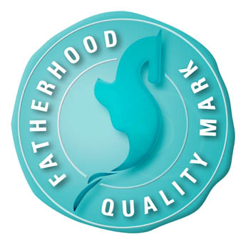 Fatherhood Quality Mark Icon