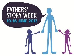 Fathers&#039; Story Week logo