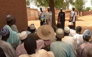 Ecole des maris Niger
