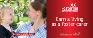West Dunbartonshire fostering leaflet