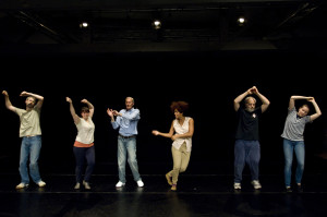 Performances as part of Show Real at Yorkshire Dance in Leeds.