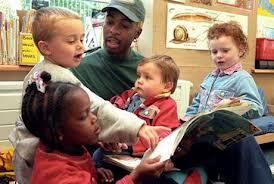 Men in childcare - Evening Standard