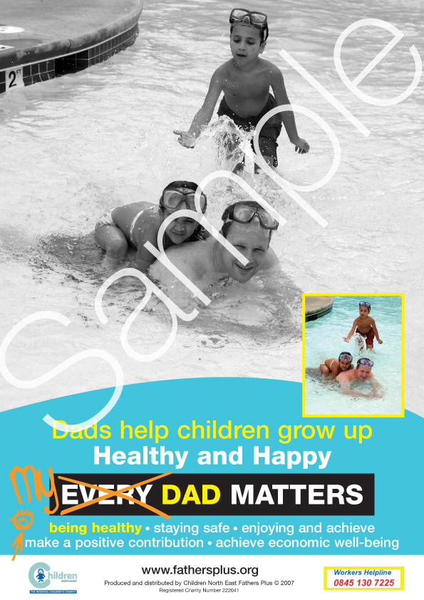 Every Dad Matters posters